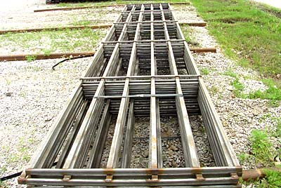 Gobob Pipe And Steel Fortress Fence Continuous Fence