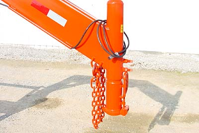 GoBob Pipe and Steel - Orange Ox - Saftey rating on our coupler far exceeds any load you can put on it.