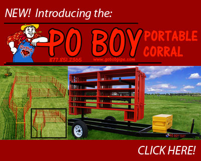 The Po Boy Portable Corral