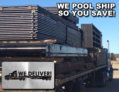 We Pool Ship so you Save!