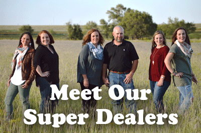 Meet Our Super Dealers!