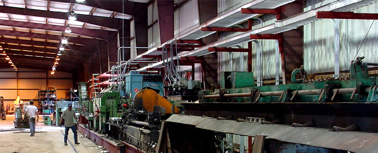 GoBob Pipe And Steel - Pipe Mill