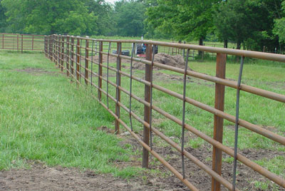 Hi-Pressure Fence Panels