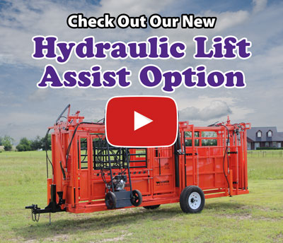 Hay Trailers in Stock!