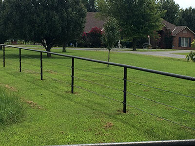 Cable Fence