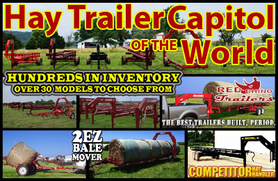 Hay Trailer Capitol of the World