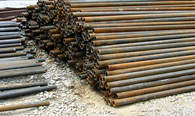 GoBob Pipe and Steel - Fence Pipe - Pipe - ¾