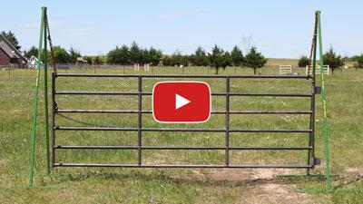 Rhino Gate Video