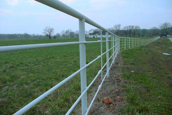 5 bar continuous fencing