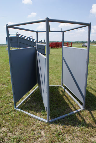 Cattle Working Diverter Gate
