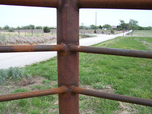 GoBob Pipe and Steel - Continuous Fence