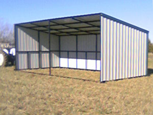 GoBob Pipe and Steel -Sheds
