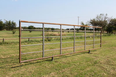 Doc's  Freestanding Portable Corral Panels