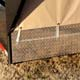 Live Stock Trailer Aluminum Diamond Plate Gravel Guard