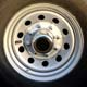 Cattle Stock Trailer Wheel