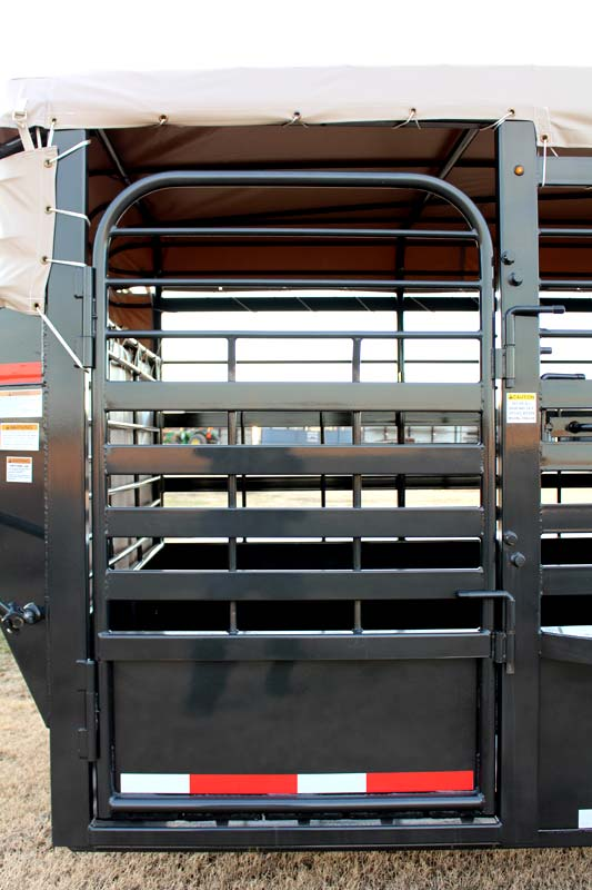 Galyean Livestock Trailer Gobob Pipe And Steel
