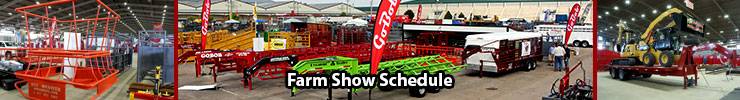 Gobob's Moultrie 2008 Farm Show showing - Click the link below to find out where to catch GoBob Pipe and Steel Next!