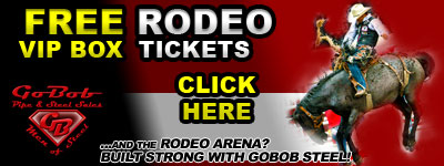 Get Free Rodeo Tickets from GoBob!