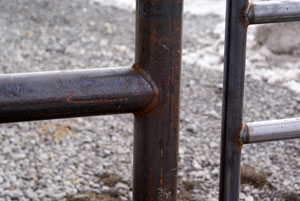 Gobob Pipe And Steel Heavy Duty Gates