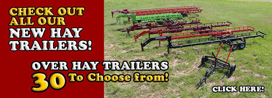 Hay Bale Trailers