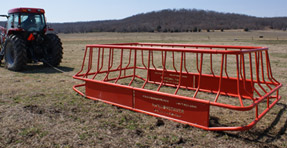 Hay Monster Double Bale Feeder