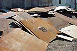Need some plate? Here's a deal - big selection of steel plate drops for pennies on the pound. Need a lot? 5000 lbs. plus gets you an additional discount!!