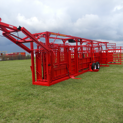 Seat for the Cattle & Livestock Super Sorter