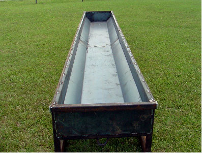 GoBob Pipe and Steel - The Forever Big Pipe Feed Bunks