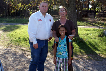 Oklahoma Wildfire Assistance Program Beneficiary